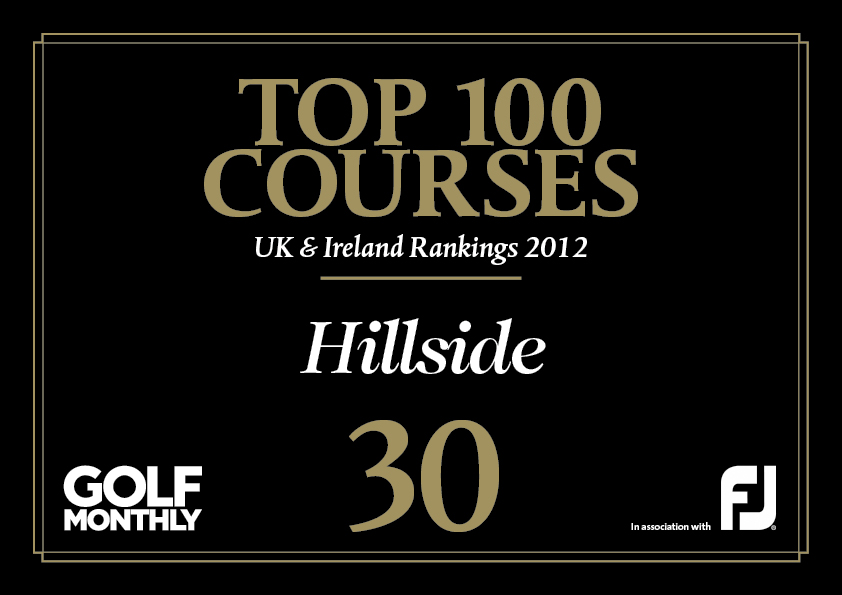 Top100 Golf Courses